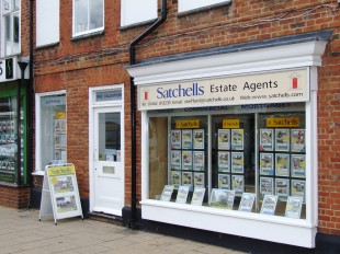 Satchells Estate Agents, Sheffordbranch details