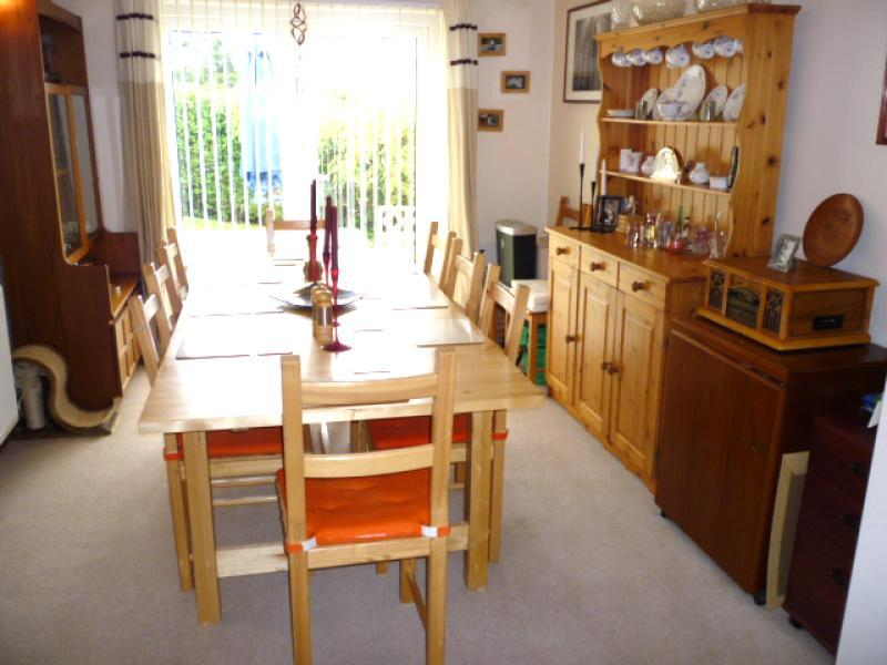 3 bedroom detached house for sale in gosford road for Dining room kirkcaldy