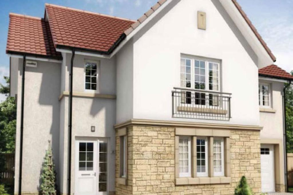 4 bedroom detached house for sale in murieston gait livingston eh54 eh54
