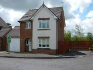 Detached home in Barnhill Court, Dumfries...