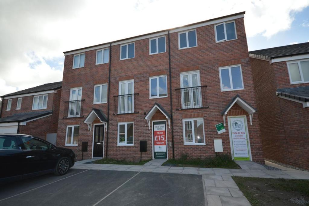 3 bedroom property for sale in greyfriars railbank drive for Modern homes workington