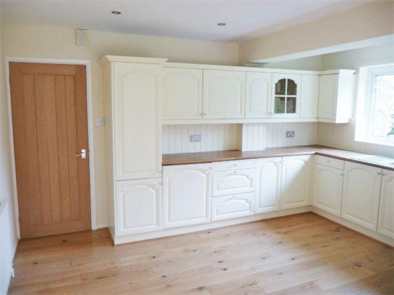 Kitchen to Left