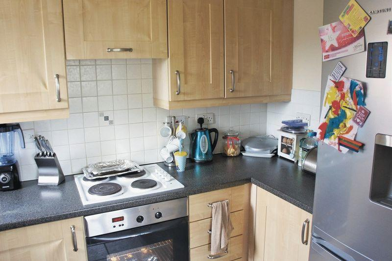 Kitchen to Right