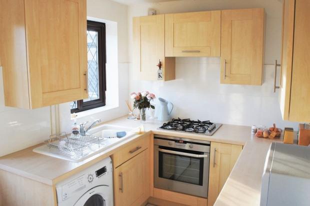 Kitchen to Window