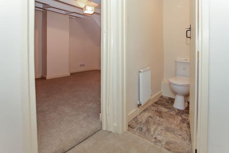 Bedroom & WC