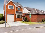 4 bed Detached property in The Gateways, Pendlebury...
