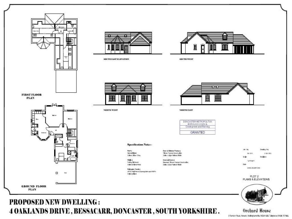 land for sale in plot of land oaklands drive, bessacarr, doncaster