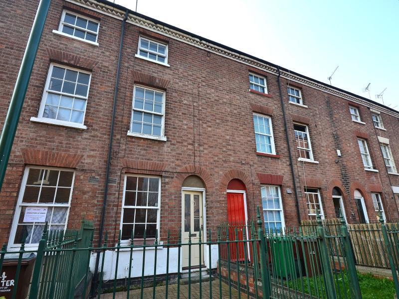 3 bedroom house for sale in robin hood terrace nottingham