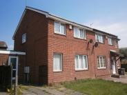 3 bed semi detached home for sale in Shacklock Close, Arnold...