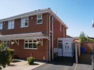 2 bedroom semi detached house in Cockster Road, Blurton...