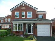 Detached house for sale in Kingfisher Way, Apley...
