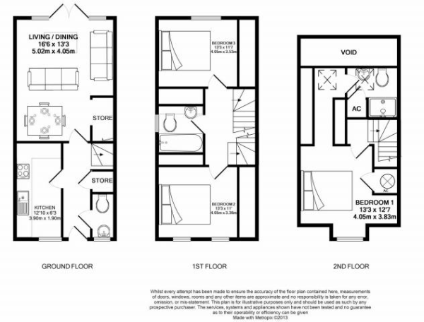 3 bedroom house for sale in Highlander Drive, Donnington ...