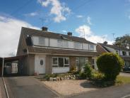 semi detached home in Farndale, Whitwick...