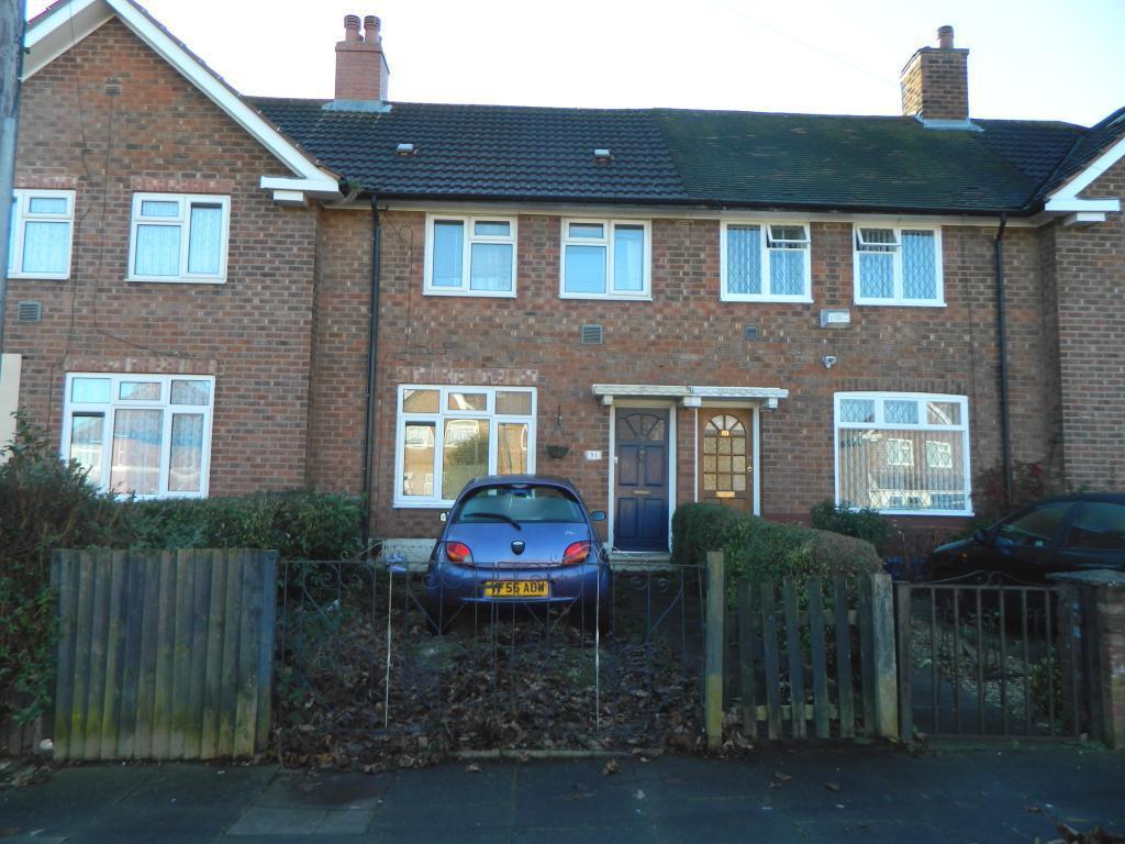 2 Bedroom House For Sale In Bushbury Road Kitts Green Birmingham B33 B33