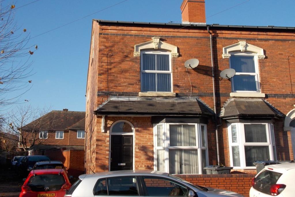 2 Bedroom Terraced House For Sale In Highfield Road Saltley Birmingham B8 B8