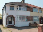 3 bed semi detached home in Bridge Road, Chessington...