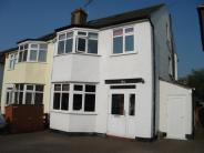 4 bed semi detached home for sale in Demesne Road, Wallington...