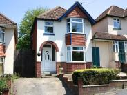 Detached home for sale in Woodmill Lane...