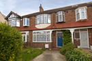 Terraced property in Hillside Close, Morden