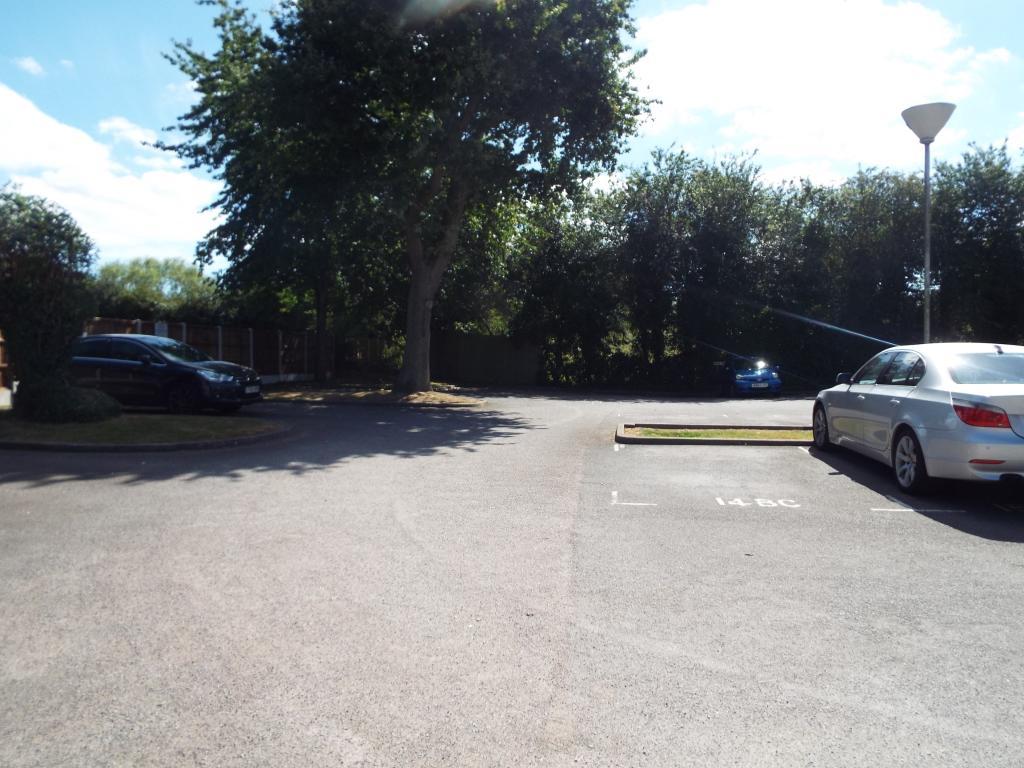 allocated car park