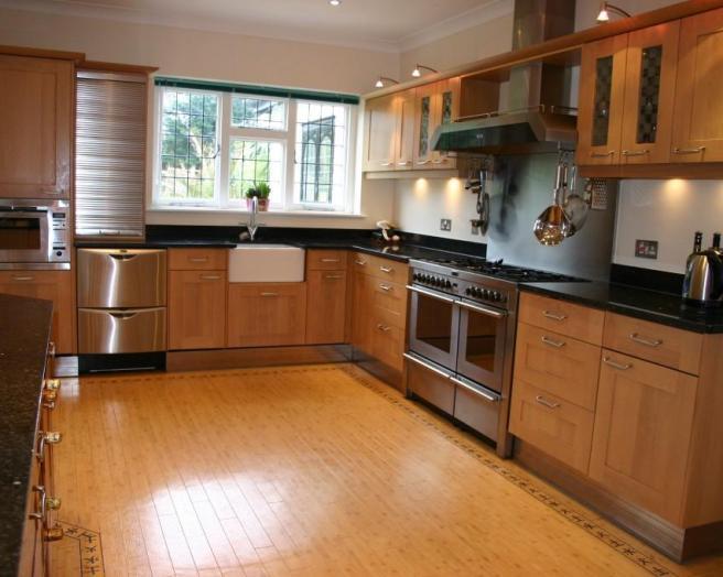 Range cooker kitchen design ideas photos inspiration for Kitchen ideas rightmove
