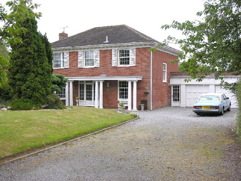 5 bedroom detached house for sale in Leverton Gate, Broome Manor ...