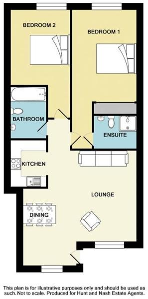 Typical Ground Floor Plan