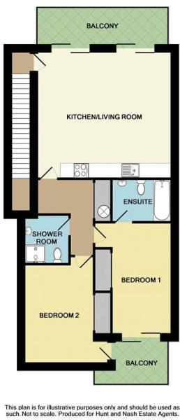 First/Second floor plan