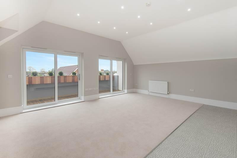 Flat 4 Sitting Room