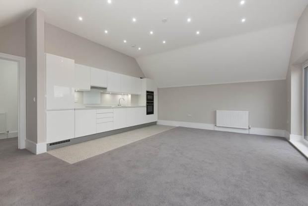 Flat 9 Kitchen