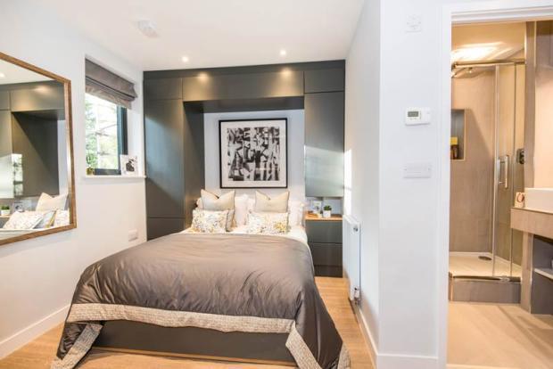 Studio Bedroom