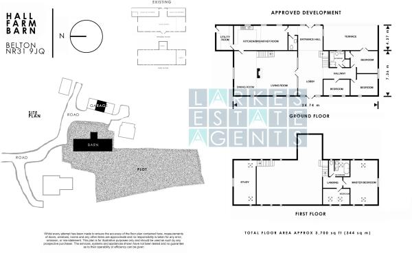 Barn Floor Plan