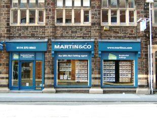 Martin & Co, Sheffield City- Lettings & Salesbranch details