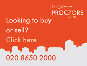 Get brand editions for Proctors, Beckenham
