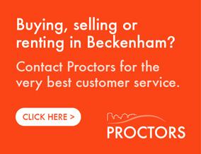 Get brand editions for Proctors, Beckenham