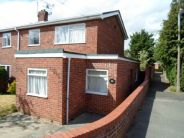 semi detached house in Spring Chase, Colchester