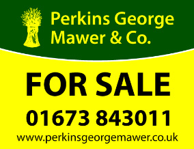 Get brand editions for Perkins, George Mawer & Co, Market Rasen