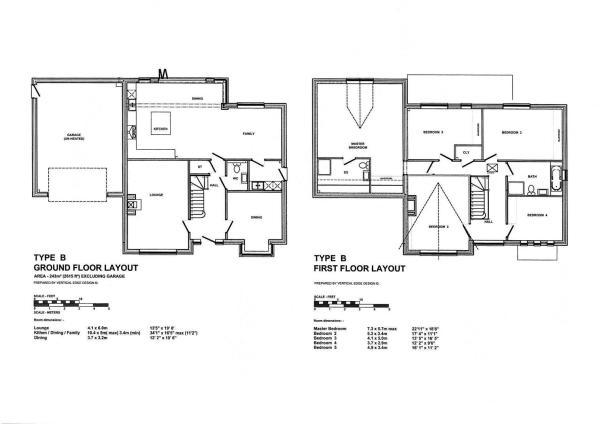 House Type B Westmin