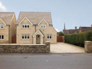 4 bed Detached house for sale in Tetbury