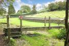Footbridge to rea...
