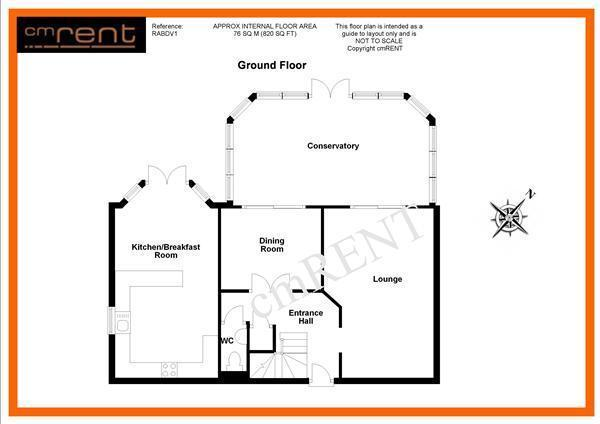 Floorplan - Ground