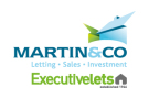 Executive Lets, Plymouth, T/A Martin & Co branch logo