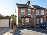 semi detached property for sale in Cambridge Road...