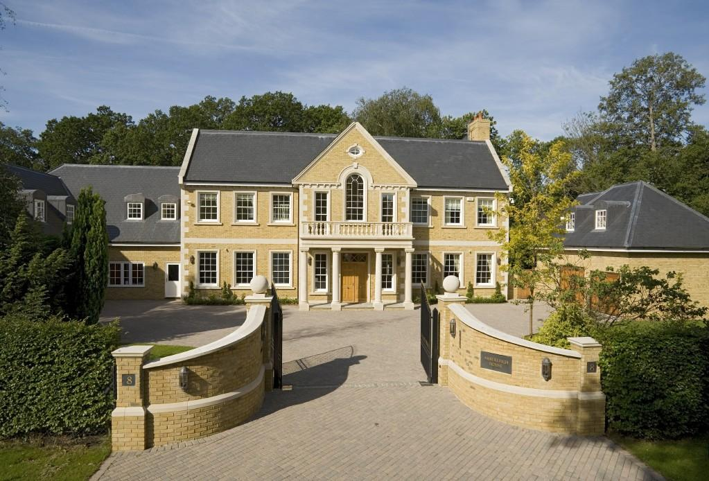 7 bedroom detached house for sale in broomfield ride oxshott kt22 kt22