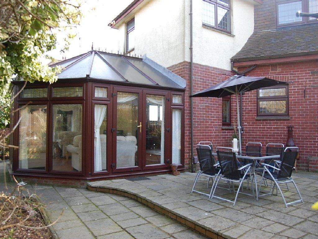 Conservatory/Rear Te