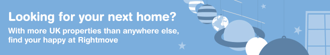 You're more likely to find your next home on Rightmove than anywhere else