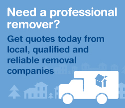 Get a removals quote now