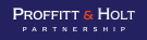 Proffitt & Holt Partnership, Watford branch logo