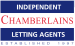 Chamberlains (Birmingham) Ltd, Moseley - Lettings logo