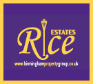 Rice Estates, Bournville branch logo